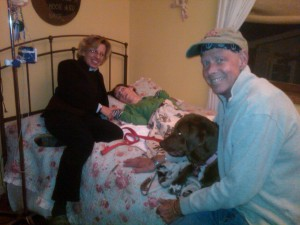 Bristol Brown and her new family!!!