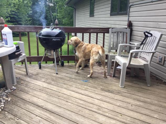 CopperGrilling